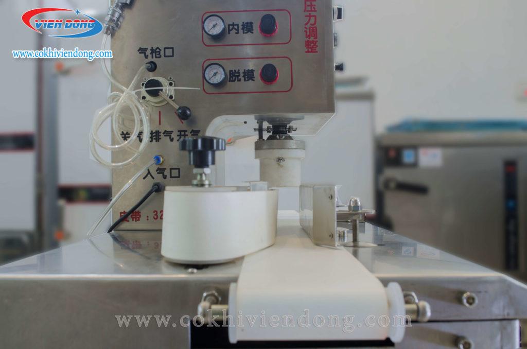 máy định hình bánh trung thu
