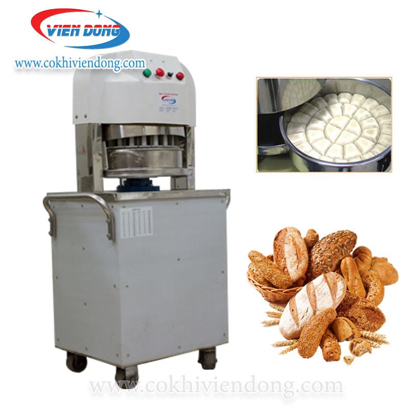 giá Máy chia bột bánh bao 36 phần