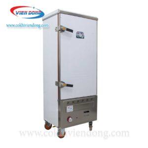 Tủ hấp công nghiệp dùng Gas Trung Quốc