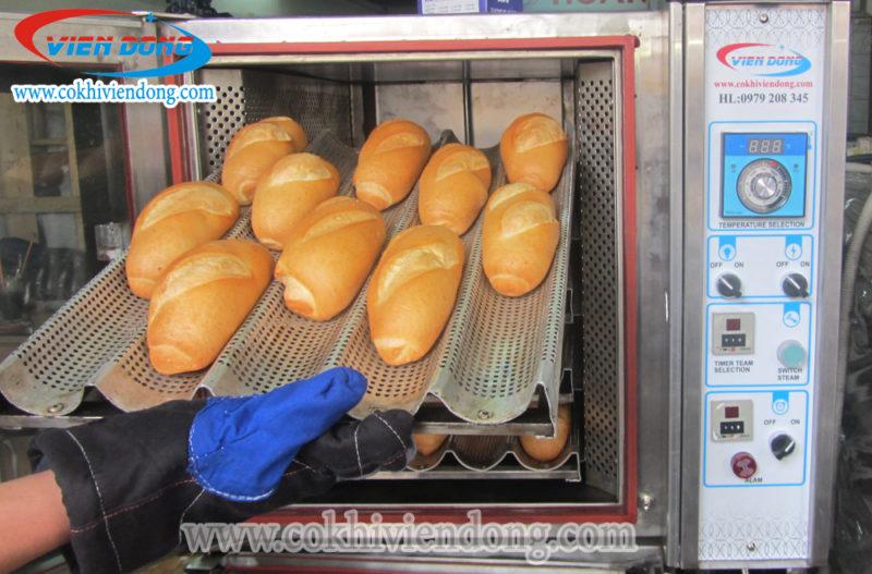 Lò nướng bánh mì đối lưu