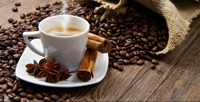 cafe tự xay