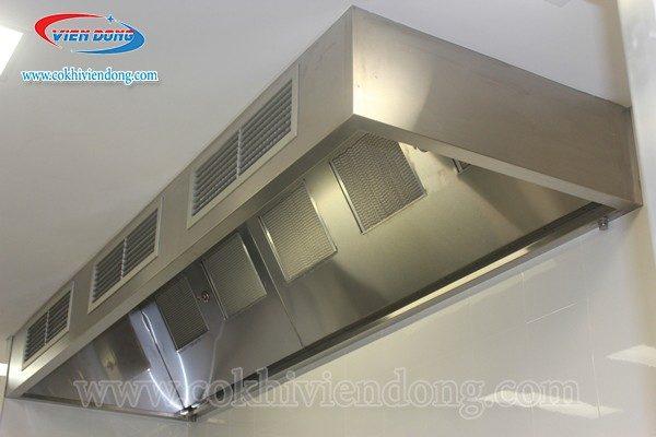 hệ thống hút khói công nghiệp