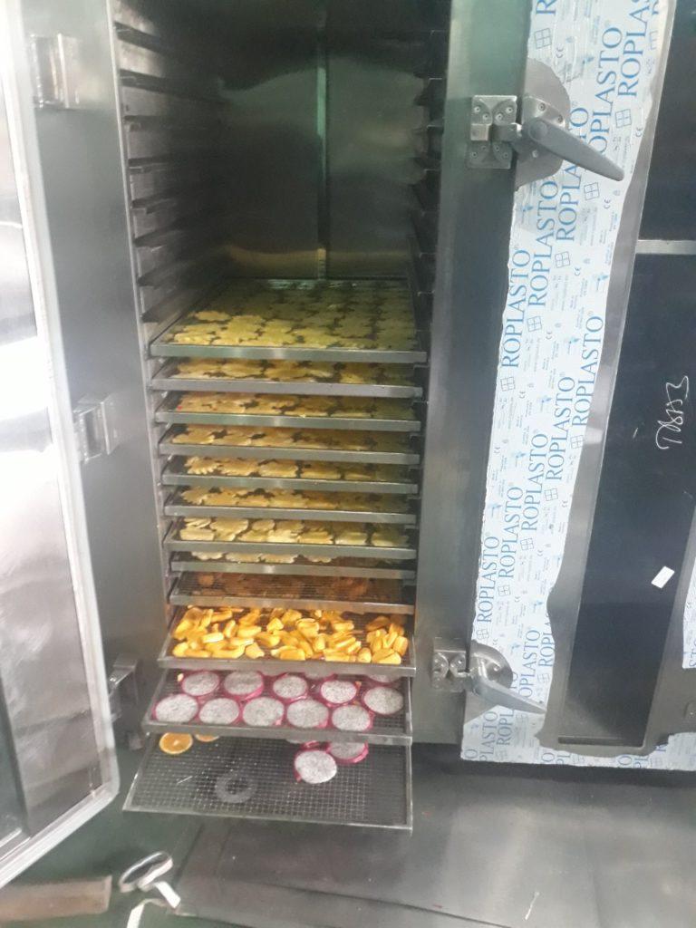 cấu tạo máy sấy lạnh