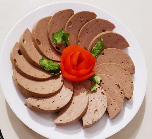 Giò bò Việt Nam