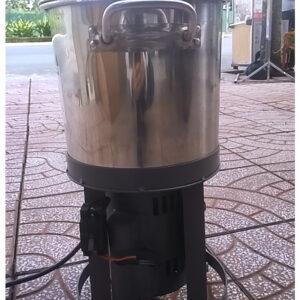 máy làm chà bông điện