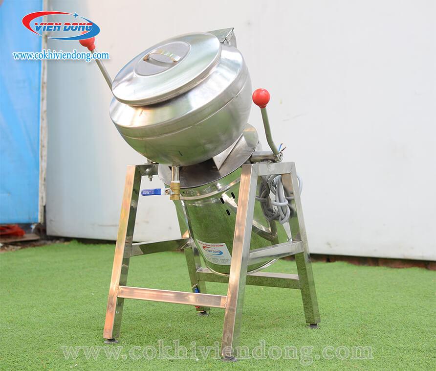 Nguyên lý hoạt động của máy xay giò chả 2kg