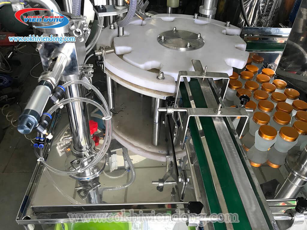Lợi thế của dòng máy đóng nắp tự động