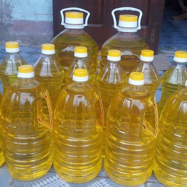 Chai dầu ăn