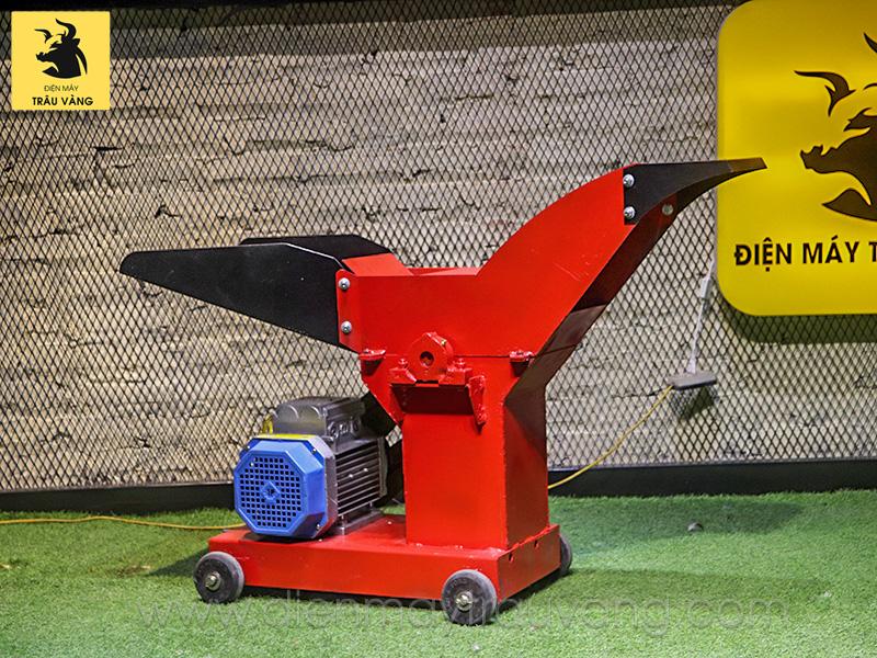 máy băm thái cỏ