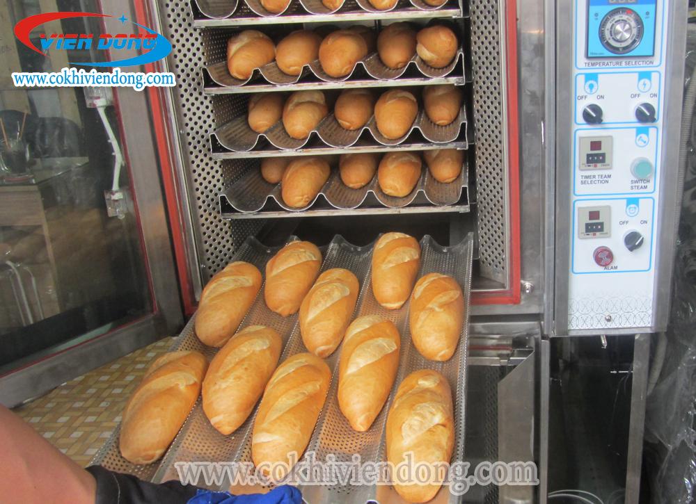Dây chuyền làm bánh mì Viễn Đông