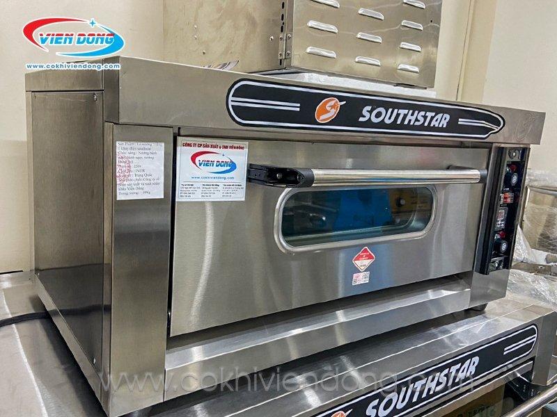Lò nướng bánh công nghiệp 1 tầng 1 khay Southstar