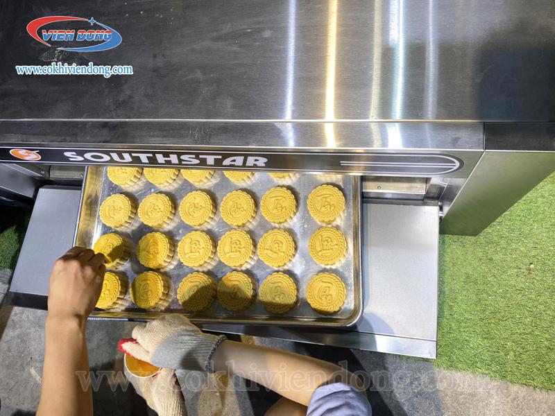 Lò nướng công nghiệp 3 tầng 6 khay Southstar